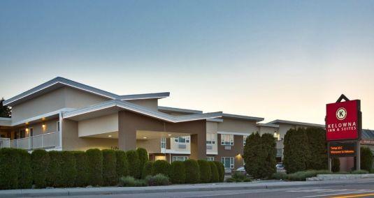 Kelowna Inn and Suites in Kelowna